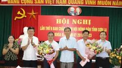 Hội Nông dân tỉnh Sơn La bầu bổ sung 2 Uỷ viên Ban Chấp hành