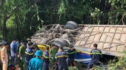 Vụ tai nạn kinh hoàng ở Kon Tum: Vừa thay tài xế thì gặp nạn