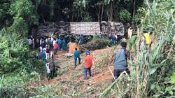 Xe khách lao vực sâu, 4 người chết, 28 người bị thương: Thêm 1 người tử vong