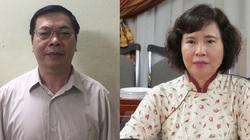 Bộ Công an thông tin việc khởi tố ông Vũ Huy Hoàng, bà Hồ Thị Kim Thoa và cựu Vụ trưởng của Bộ Công Thương