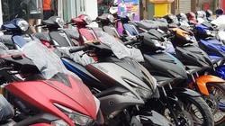 Thị trường xe máy giảm mạnh do ảnh hưởng của dịch Covid-19