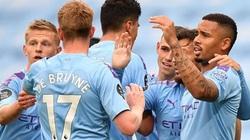 Man City vẫn dự Champions League, BXH Premier League biến động thế nào?