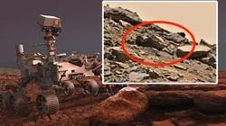 Phát hiện sốc về vật thể có hình dạng giống người trên Sao Hỏa