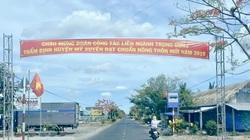 Sóc Trăng có huyện nông thôn mới đầu tiên