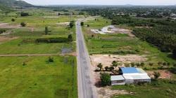 Bình Thuận: Đường tránh Quốclộ 55 trị giá 60 tỷ đồng xuống cấp nhanh chóng