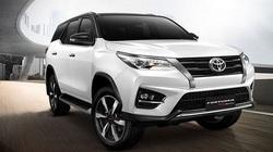 Giá Toyota Fortuner giảm kỷ lục lên tới hơn 100 triệu đồng