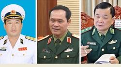 3 vị Tư lệnh được bổ nhiệm giữ chức Thứ trưởng Bộ Quốc phòng