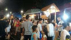 """Xem mổ cá ngừ, nếm đặc sản """"quái ngư"""" sông Hồng và ẩm thực miền Tây tại phố đi bộ Trịnh Công Sơn"""