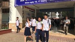 Thi lớp 10 TP.HCM: Thí sinh thở phào với môn Tiếng Anh
