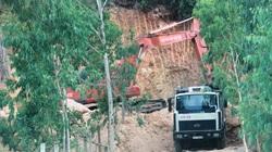 """Hỗn loạn khai thác đất """"lậu"""" ở Bình Định, dân bức xúc, chính quyền """"đá"""" trách nhiệm"""