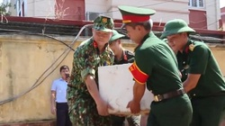 Phú Thọ: Phát hiện bom khi xây dựng bể nước tại Kho bạc Nhà nước huyện