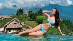Cận cảnh thân hình hoàn hảo không tỳ vết của nữ ca sĩ Chi Pu