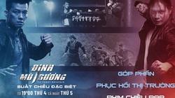 """""""Đỉnh mù sương"""" phim võ thuật hội tụ bậc thầy Vịnh Xuân, Quán quân boxing và siêu sao võ thuật Thái hứa hẹn gây """"sốt"""""""