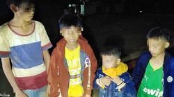 """4 trẻ bỏ nhà đi lang thang, thầy bói phán """"ôm nhau tử vong"""""""