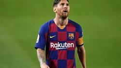 Messi bi quan về khả năng đi tiếp ở Champions League