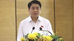 Chủ tịch Hà Nội Nguyễn Đức Chung bị tạm đình chỉ công tác để phục vụ điều tra