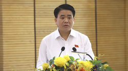 Từ thống nhất quan điểm xử lý vụ Nhật Cường đến tạm đình chỉ Chủ tịch Hà Nội Nguyễn Đức Chung