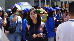 Hà Nội: Thí sinh tự tin đạt 8 điểm với đề Ngữ Văn thi vào lớp 10