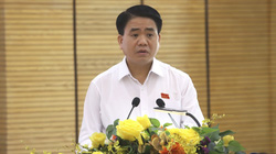 Chủ tịch Hà Nội Nguyễn Đức Chung: Mời nhân dân cùng giám sát việc kè Hồ Gươm