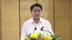 """Chủ tịch Hà Nội Nguyễn Đức Chung: """"Chúng tôi rất trăn trở với quy hoạch hai bên sông Hồng"""""""