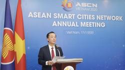 Bộ trưởng Phạm Hồng Hà: Đô thị thông minh là xu hướng của thời đại
