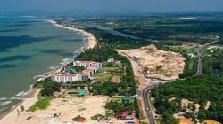 Hồ Tràm thành 'đại công trường' bất động sản nghỉ dưỡng