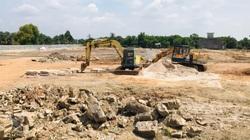 Rà soát đất công tại dự án của Công ty Xây dựng Phước Thành