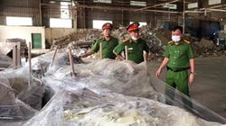 Vụ phát hiện rác thải trong công ty ở Đồng Nai: Lãnh đạo DN không biết?