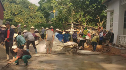 Phù Yên phấn đấu thêm 2 xã về đích nông thôn mới