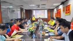 Báo NTNN/Dân Việt tham dự giải bóng đá các cơ quan thông tấn báo chí 2020 - Cup Trung Thành lần thứ 8