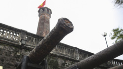 """Cận cảnh vũ khí có sức mạnh như """"thần"""" của triều đại nhà Nguyễn"""