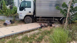 Tai nạn kinh hoàng khiến 2 người chết, 1 người nguy kịch tại Vĩnh Phúc