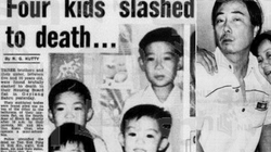 """Thảm án chấn động Singapore 40 năm trước: Tấm thiệp mừng """"lạnh gáy"""" của tên sát nhân"""