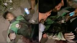 Vụ tài xế GrabBike bị cướp đâm 6 nhát: Nạn nhân xin tha nhưng vẫn bị đâm