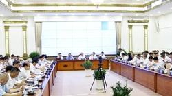 Thủ tướng Nguyễn Xuân Phúc yêu cầu các bộ trực tiếp giải quyết vướng mắc của TP.HCM