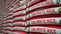 Xuất khẩu gạo của Thái Lan giảm mạnh do 'các yếu tố tiêu cực'
