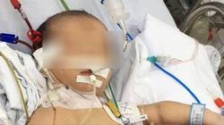 Bé sơ sinh 3 ngày tuổi đột ngột bỏ bú, co giật, hôn mê