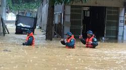 Những hình ảnh lũ lụt kinh hoàng ở Hà Giang