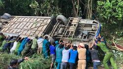 Nguyên nhân vụ tai nạn 6 người chết, 35 người bị thương ở Kon Tum