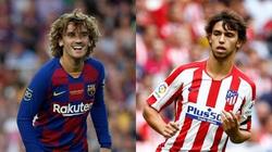 Đội hình tệ nhất La Liga 2019/2020: Griezmann, Joao Felix góp mặt