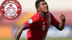 2 tuyển thủ Costa Rica khiến CLB TP.HCM chi 1 triệu USD xuất sắc ra sao?