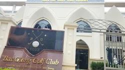 Vụ 'xẻ' công viên làm sân tập golf ở Bắc Giang: Kiến nghị thu hồi và giao công an làm rõ