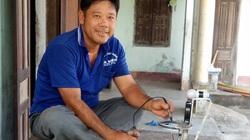 Bình Định: Một nông dân sáng chế máy mài mỏ gà cực đơn giản, rất tiện lợi, rẻ bất ngờ