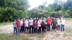 Nhập cảnh trái phép: Ngăn chặn từ biên giới Quảng Ninh
