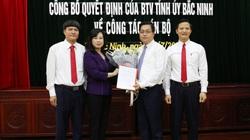 Thành phố Bắc Ninh, từ Đại hội Đảng bộ đến việc chỉ định Bí thư Thành ủy Nguyễn Nhân Chinh