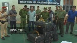 CSGT Đắk Lắk nổ súng bắt 200kg ma túy