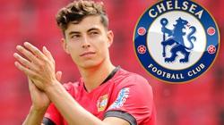 Đồng đội trên tuyển lỡ lời, Chelsea nhận tin vui về Kai Havertz