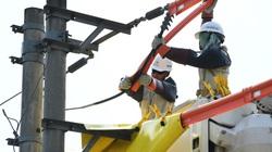 Cuộc chiến cân não trên đường dây điện sống của thợ hotline