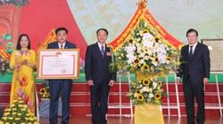 Hoà Bình: Công bố huyện Lương Sơn đạt chuẩn nông thôn mới