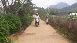 Tam Đường: Khơi sức dân xây dựng nông thôn mới